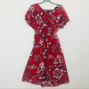 Angie Midi Dress 100% Ryon high quality M